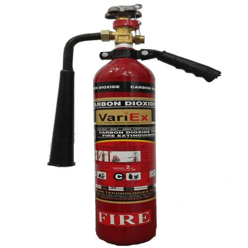 3 KG Carbon Dioxide Type Extinguisher
