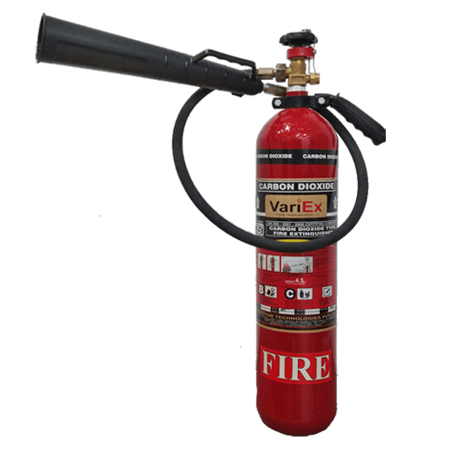4.5 KG Carbon Dioxide Type Extinguisher