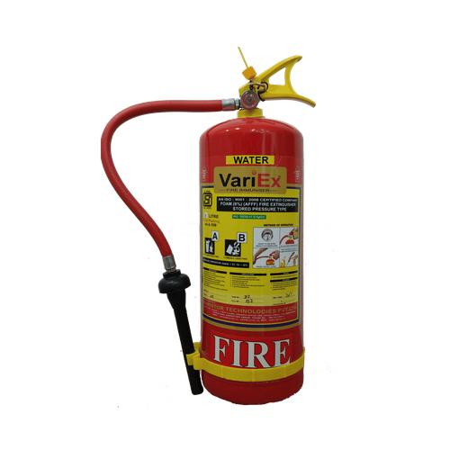 9 Lt. Water Type Extinguisher