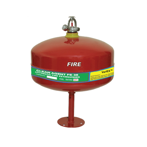 Modular Type Fire Extinguisher
