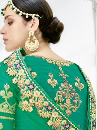 Embroidered Bridal Lehenga