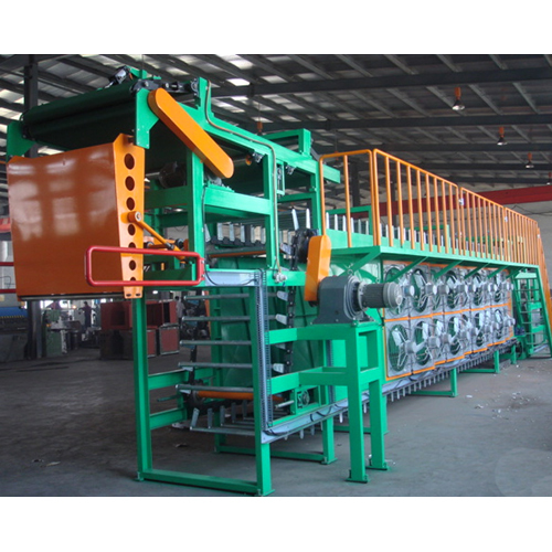 Batch Off Machine for Rubber Mixer