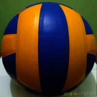 Leather Pasted Volleyball