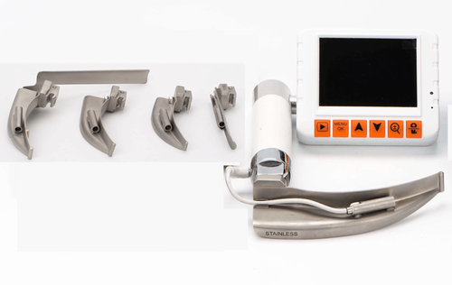 Pediatric Video Laryngoscope