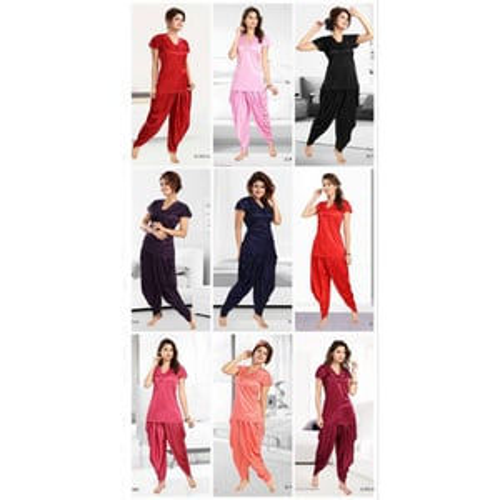 Satin Nightwear