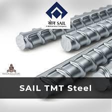 SAIL TMT Steel Bar