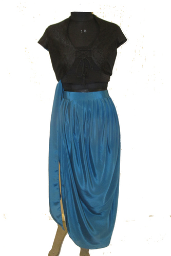 LADIES DRAPE SAREES