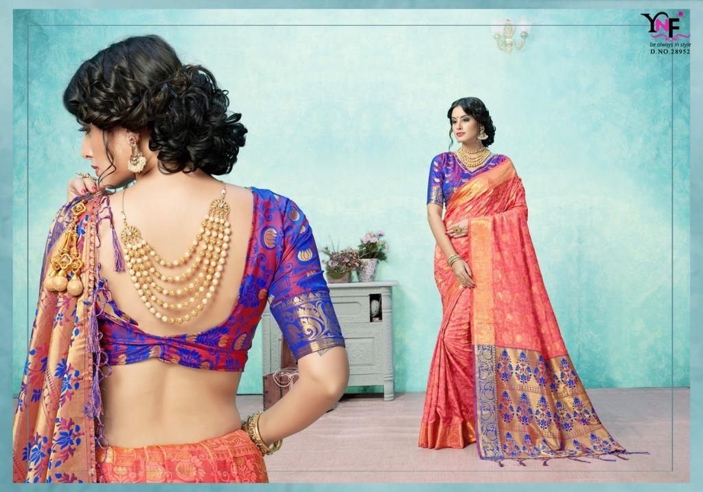 South Indian Kanjeevaram Silk Sarees