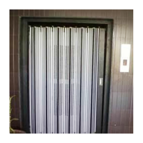 Imperforate Door