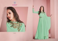NEW DESIGNER ARIHANT LONG KURTIS