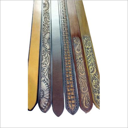 Leather Designer Belts
