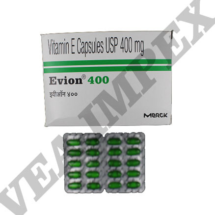Evion 400 mg Capsules