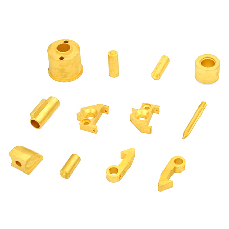 Brass Door Lock Parts