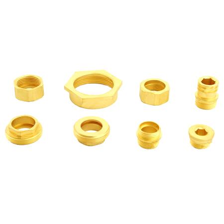Brass Bathroom Fittings