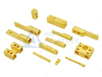 Brass Electricity Meter Parts
