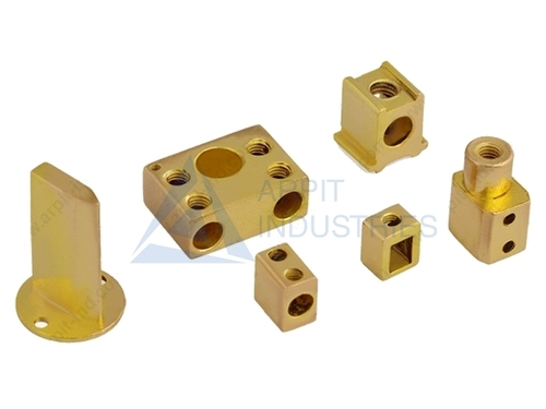 Brass Terminals Blocks