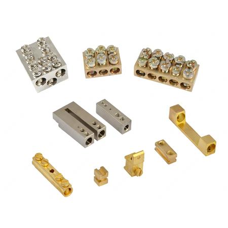Brass Terminals Blocks