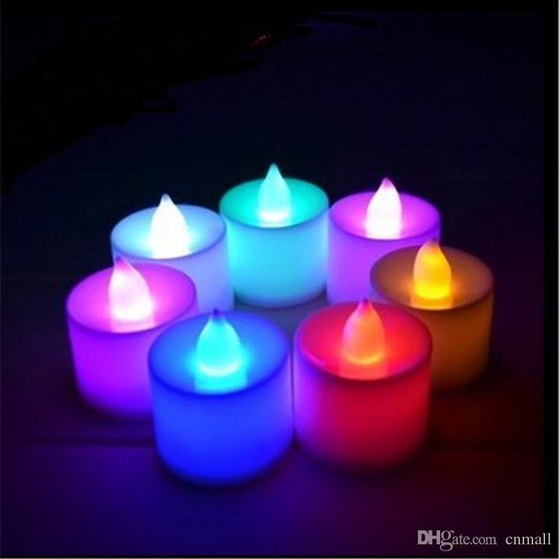 LED TEA LIGHT CANDLE