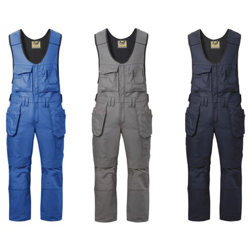 Cotton Multi Pocket Boiler Suit