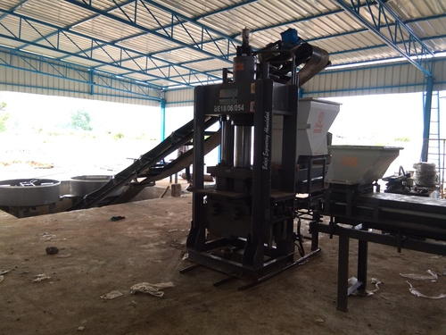 BEW - FA100 Automatic Fly Ash Bricks Making Machine