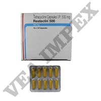 Resteclin 500 mg Capsules