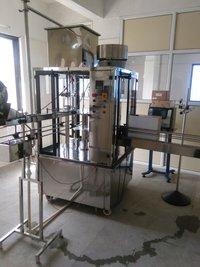 Bottle Filing Machine ( 30 BPM)
