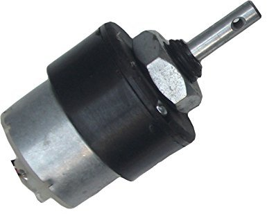 100rpm dc gear motor