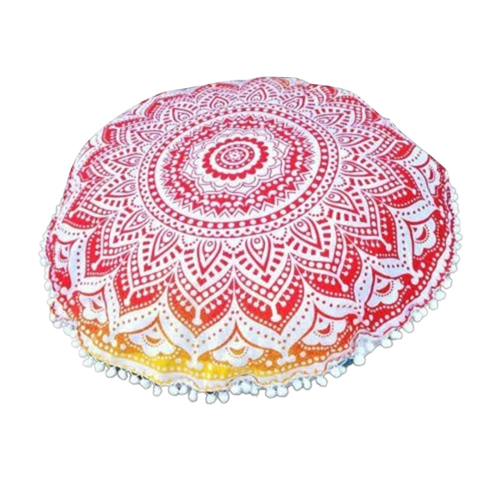 Mandala Ombre Printed Cushion Covers