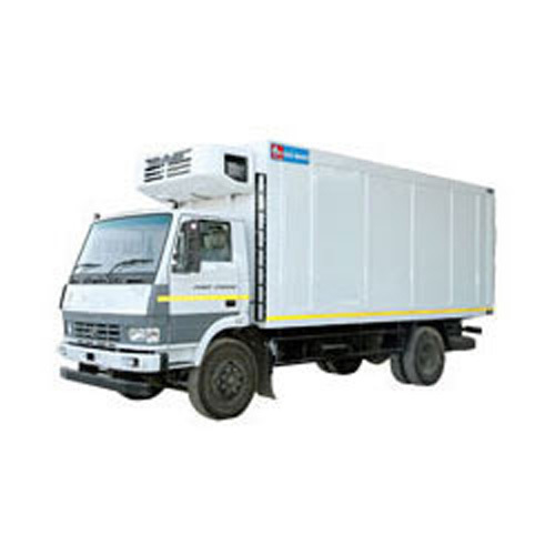 Refrigerated Container Van