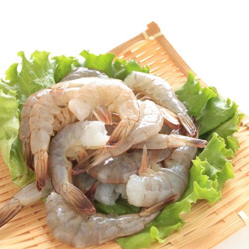Raw Vannamei White Shrimp (Shellon)