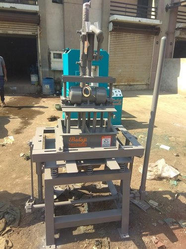 BEW - MM2000 Manual Bricks Making Machine