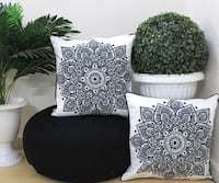 Velvet Cushion Covers Combo Set