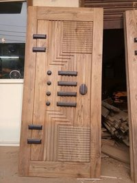 Wood Work Wooden Door