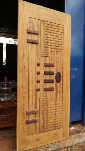 Vintage Wooden Door