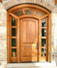 Frame Wooden Door