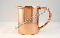 Copper Mule round Mug