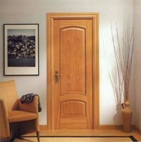 Bedroom Wooden Door