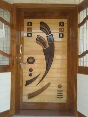 Bedroom Wood Door