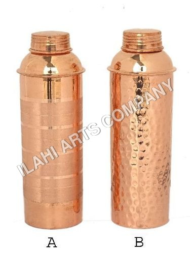 Copper round Bottles