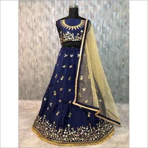 Designer Wedding Lehenga For Girls