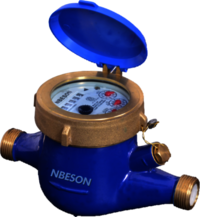 Automatic Water Meters
