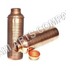 Copper Bottles With Joint