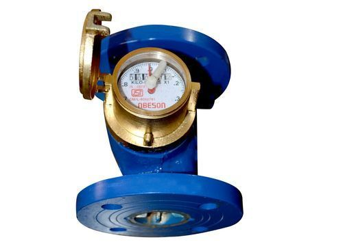 Helical Water Meter