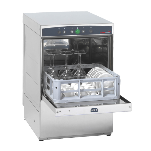 Commercial Under Counter Dishwasher - Lxi With Water Softner