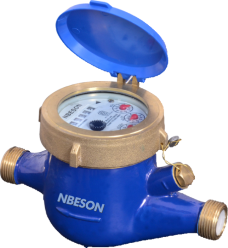 Domestic Single Jet Water Meter