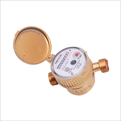 Enclosed Water Meter