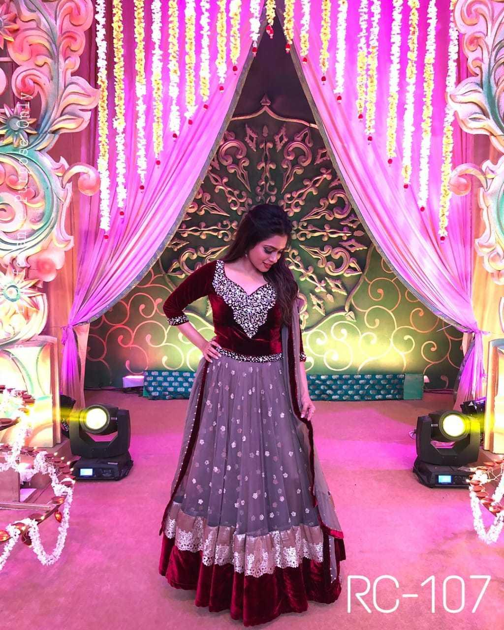 Designer Wedding Lehenga Choli With Duptta
