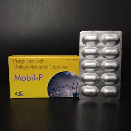 Pregabin With Methylcobalamin Capsules