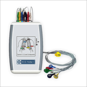 Holter Monitoring Machine