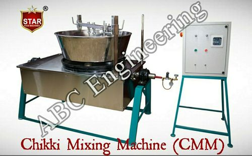 Automatic Chikki Making Machine Plant
